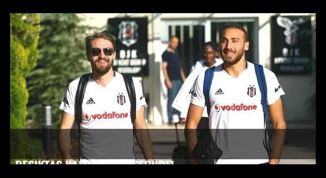 Beşiktaş kafilesi, Kayseri'de!