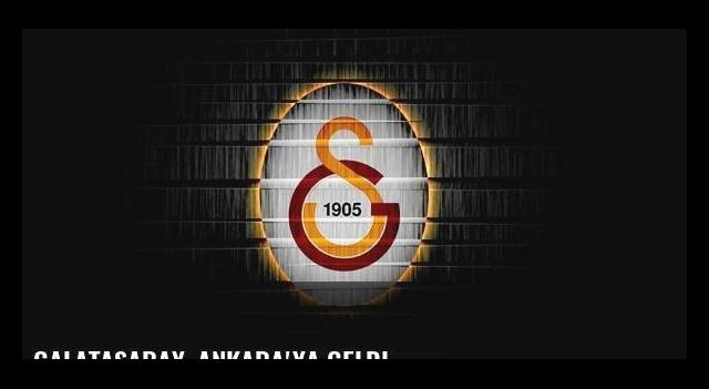 Galatasaray, Ankara'ya geldi