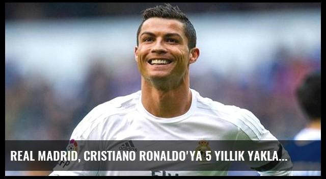 Real Madrid, Cristiano Ronaldo'ya 5 Yıllık Yaklaşık 393 Milyon TL Teklif Edecek