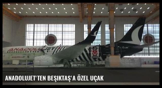 Anadolujet'ten Beşiktaş'a özel uçak