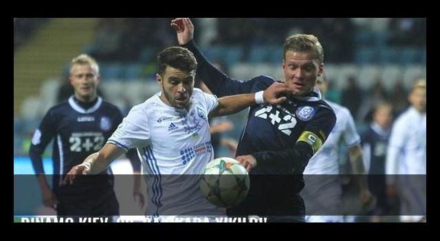 Dinamo Kiev, 90. dakikada yıkıldı!