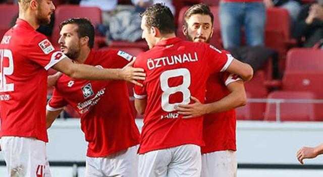 Yunus Mallı attı, Mainz kazandı!
