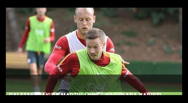 Galatasaray'da Martin Linnes kayıplara karıştı