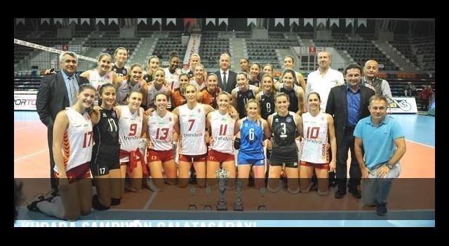 Kupada şampiyon Galatasaray!