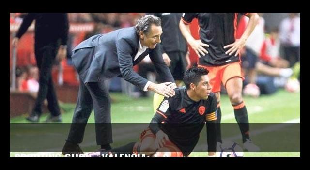 Sporting Gijon - Valencia: 1-2