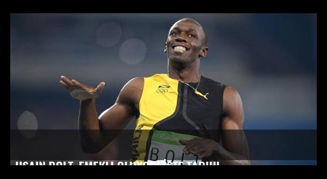 Usain Bolt, emekli oluyor! İşte tarihi...