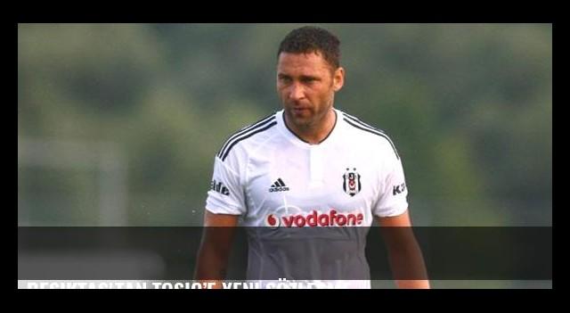 Beşiktaş'tan Tosic'e yeni sözleşme