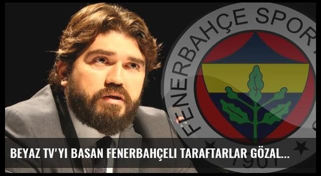 Beyaz TV'yi Basan Fenerbahçeli Taraftarlar Gözaltına Alındı