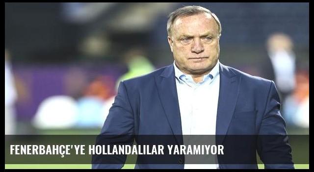Fenerbahçe'ye Hollandalılar yaramıyor