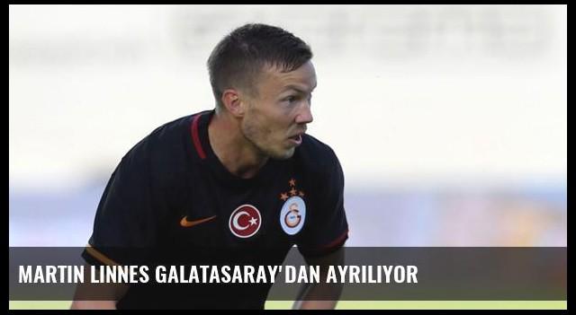 Martin Linnes Galatasaray'dan Ayrılıyor