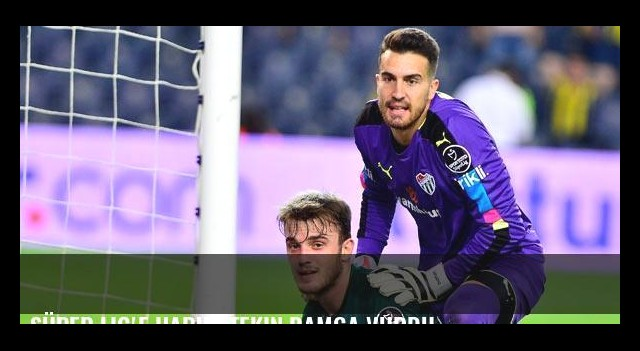 Süper Lig'e Harun Tekin damga vurdu
