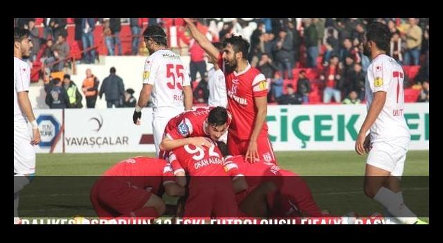 Balıkesirspor'un 13 eski futbolcusu FIFA'ya başvurdu