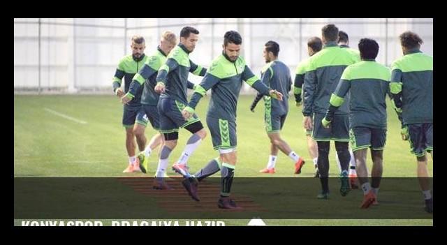 Konyaspor, Braga'ya hazır