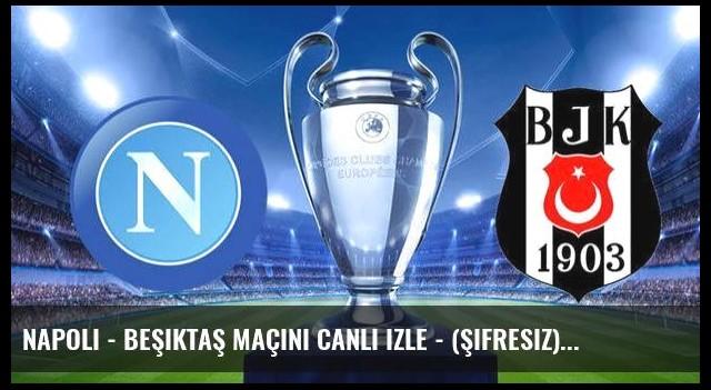 Napoli - Beşiktaş maçını canlı izle - (Şifresiz)