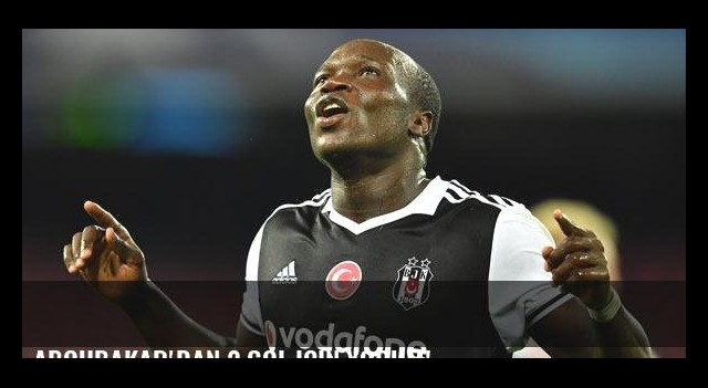 Aboubakar'dan 2 gol için yorum!