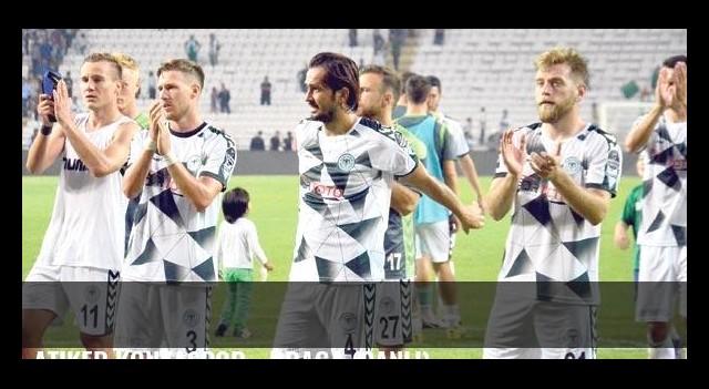 Atiker Konyaspor - Braga (Canlı)