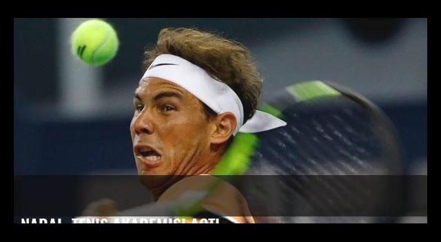 Nadal, tenis akademisi açtı