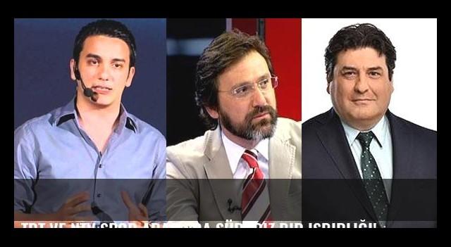 TRT ve NTV Spor arasında sürpriz bir işbirliği!