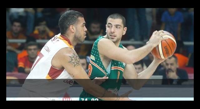 Galatasaray-Banvit: 74-83