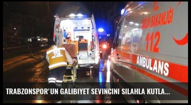 Trabzonspor'un Galibiyet Sevincini Silahla Kutlamak İsteyen İmam Kızını Vurdu