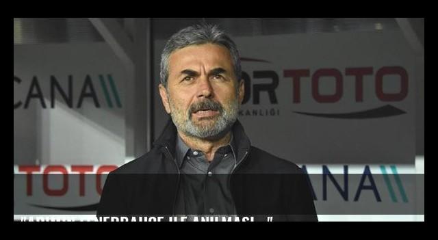 'Adımın Fenerbahçe ile anılması...'