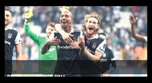 Beşiktaş'a kırmızı halı