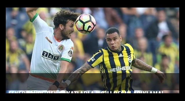Fenerbahçe'den sakatlarla ilgili resmi açıklama!