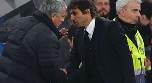 Mourinho'dan Conte'ye eleştiri!