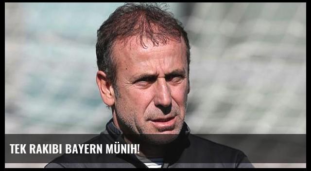 Tek rakibi Bayern Münih!