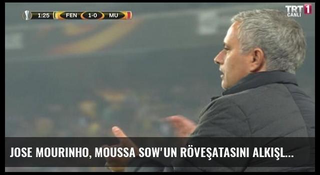 Jose Mourinho, Moussa Sow'un Röveşatasını Alkışladı