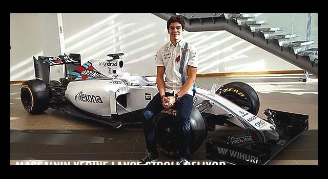 Massa'nın yerine Lance Stroll geliyor