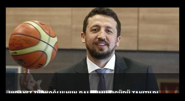 Hidayet Türkoğlu'nun balmumu figürü tanıtıldı