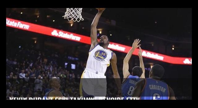 Kevin Durant eski takımını rencide etti!