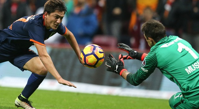 Galatasaray 1-2 Medipol Başakşehir | Süper Lig Maç Sonucu