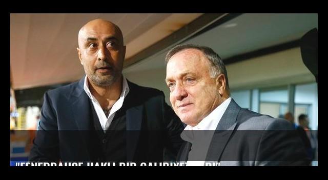 'Fenerbahçe haklı bir galibiyet aldı'