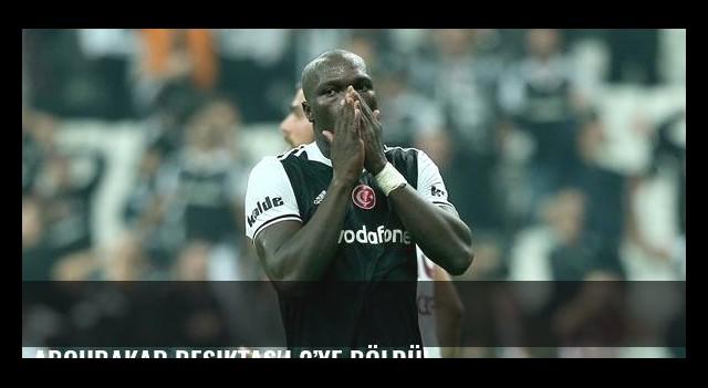 Aboubakar Beşiktaş'ı 2'ye böldü!