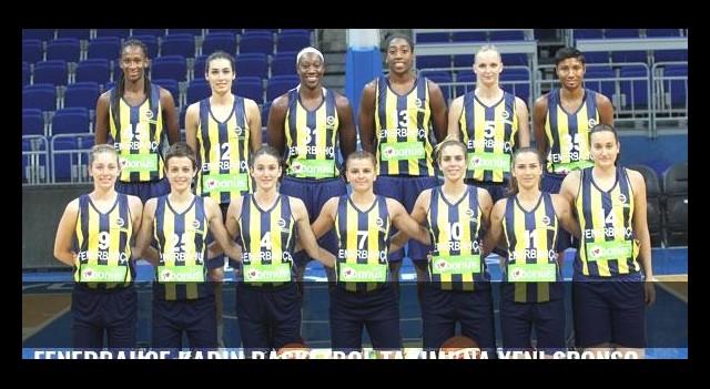 Fenerbahçe Kadın Basketbol Takımı'na yeni sponsor
