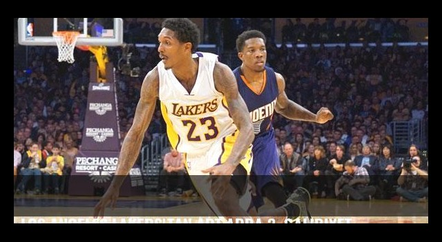 Los Angeles Lakers'tan art arda 3. galibiyet