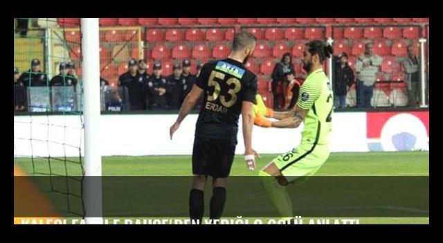 Kaleci Fatih F.Bahçe'den yediği o golü anlattı