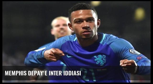 Memphis Depay'e Inter iddiası
