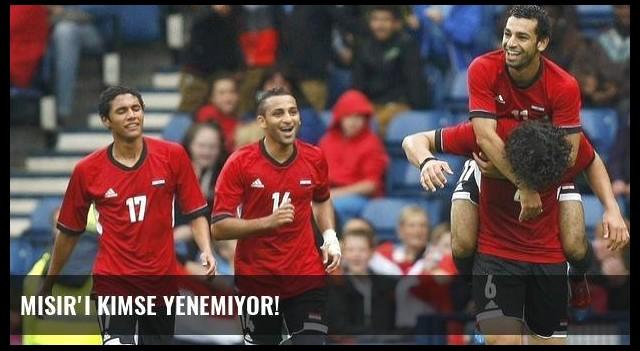 Mısır'ı kimse yenemiyor!