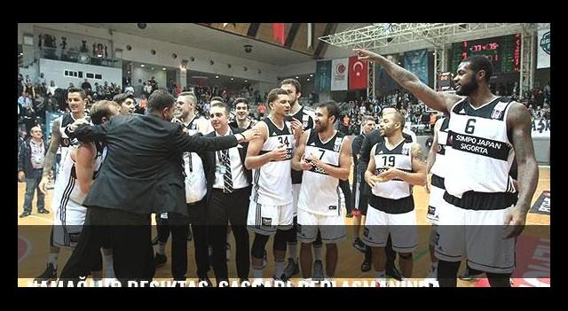 Namağlup Beşiktaş, Sassari deplasmanında