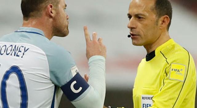 Cüneyt Çakır'ın yönettiği İngiltere-İskoçya maçına soruşturma!