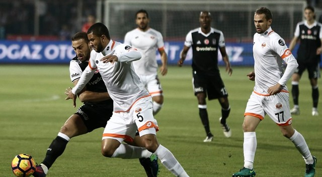 Adanaspor 1- 2 Beşiktaş | Süper Lig Maç sonucu
