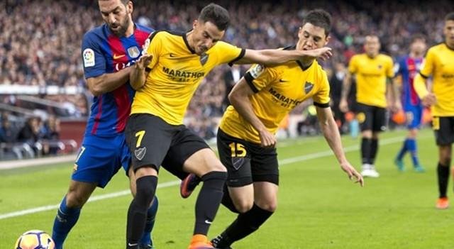 Barcelona 0-0 Malaga | Maç sonucu