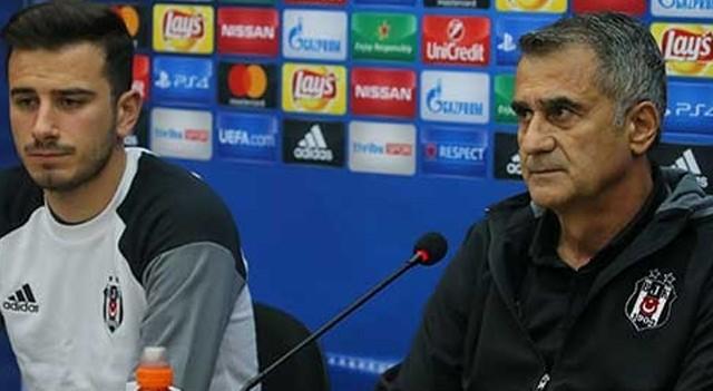 Şenol Güneş Benfica maçı öncesi konuştu!