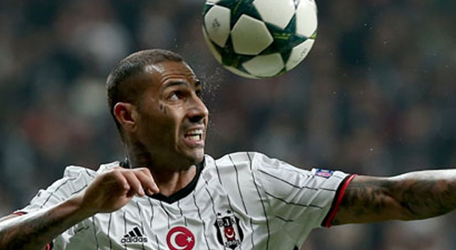 Benfica'nın belalısı Ricardo Quaresma