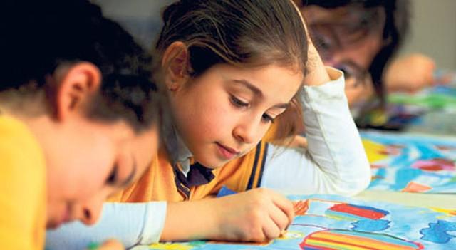 Her çocuk bir sanatçıdır aslında