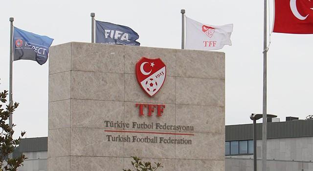 TFF'den açıklama! 'Acımız büyük'