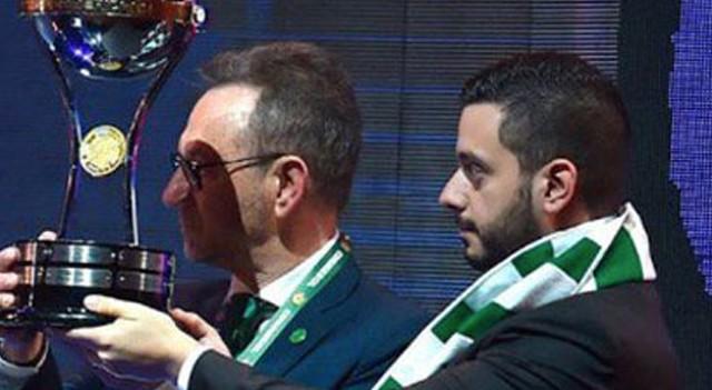 Chapecoense Sudamericana Kupası'nı aldı